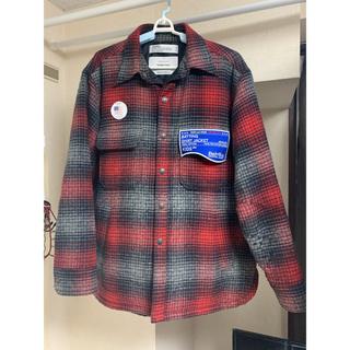 Jieda - Dairiku Batting Shirt Jacket