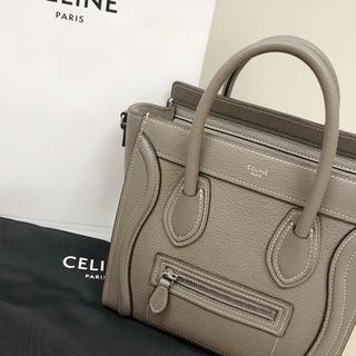 celine - 【新品未使用】セリーヌ  ラゲージ ナノ