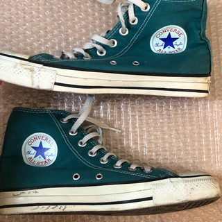 CONVERSE - made in usa コンバース 24.5〜25.0cm