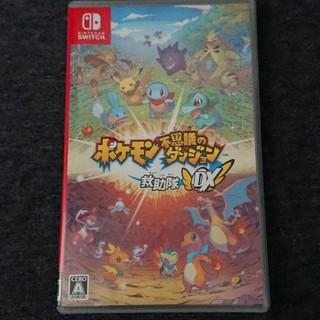 Nintendo Switch - ポケモン不思議のダンジョン 救助隊DX Switch