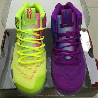 NIKE - 【新品】Nike Kyrie 4 confetti 27cm