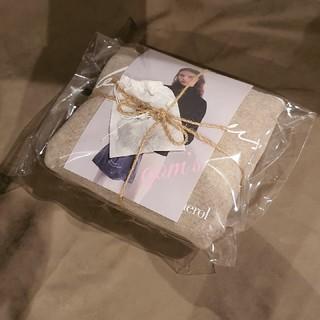 【新品】19FW depound coffee bag oatmeal (トートバッグ)
