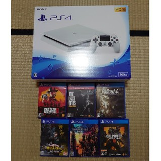 PlayStation4 - プレイステーション4本体&ソフトのセット
