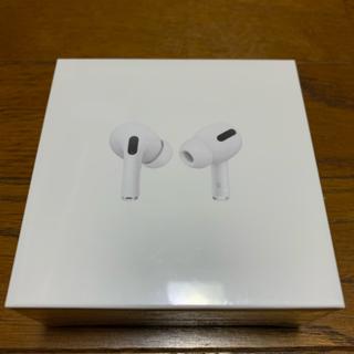 アップル(Apple)の Air Pods Pro  新品未開封(ヘッドフォン/イヤフォン)