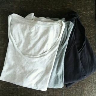 ジーユー(GU)のTシャツセット(Tシャツ(長袖/七分))