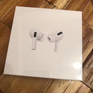 Apple - 【新品未開封】AirPods Pro エアーポッズプロ