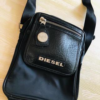 DIESEL - DIESEL ショルダーバッグ 黒