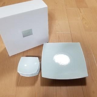 ニッコー(NIKKO)のNIKKO 江戸小紋 角皿(食器)