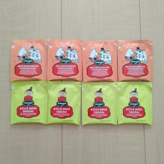 a様専用 ムーミン 紅茶8パック(茶)