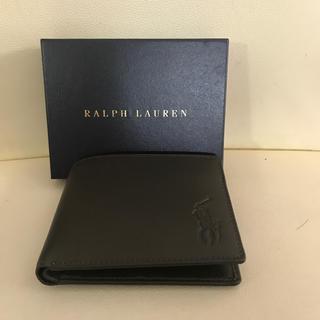 ポロラルフローレン(POLO RALPH LAUREN)のラルフローレン お財布 最終値下げ❗️(折り財布)