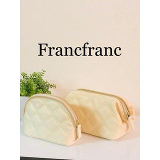 フランフラン(Francfranc)のここあ様専用 フランフラン ポーチ(ポーチ)