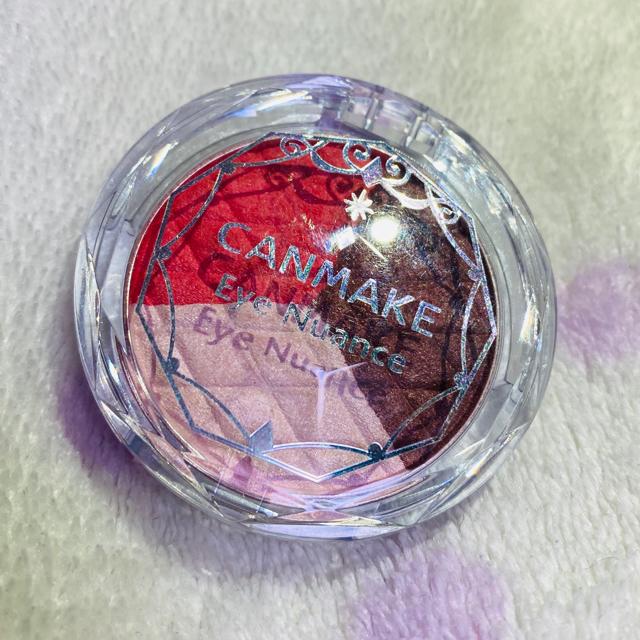 CANMAKE(キャンメイク)の【キャンメイク】アイニュアンス 32 ショコラアップル コスメ/美容のベースメイク/化粧品(アイシャドウ)の商品写真