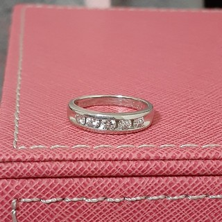 JEWELRY TSUTSUMI - プラチナ900ダイヤモンドリング