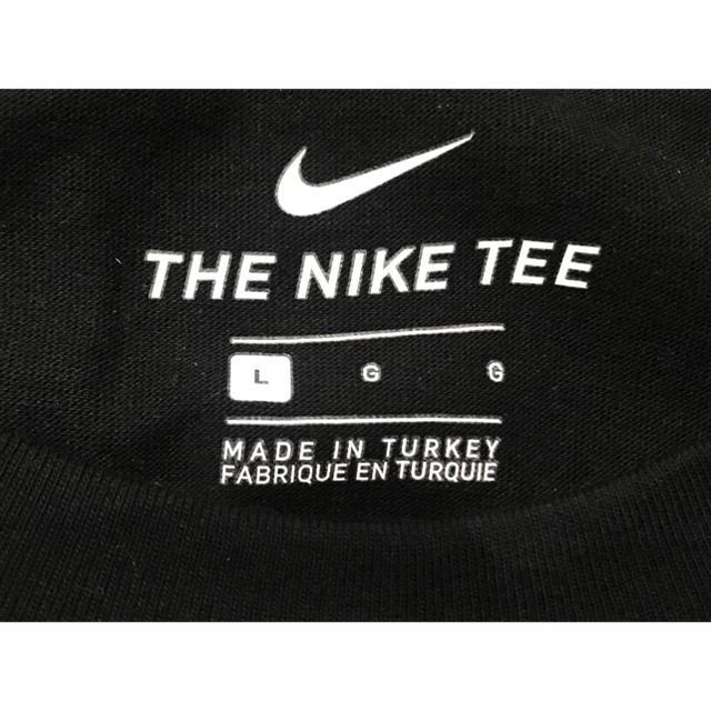 NIKE(ナイキ)のNIKE SB ロンT 黒 スネイク L新品 メンズのトップス(Tシャツ/カットソー(七分/長袖))の商品写真