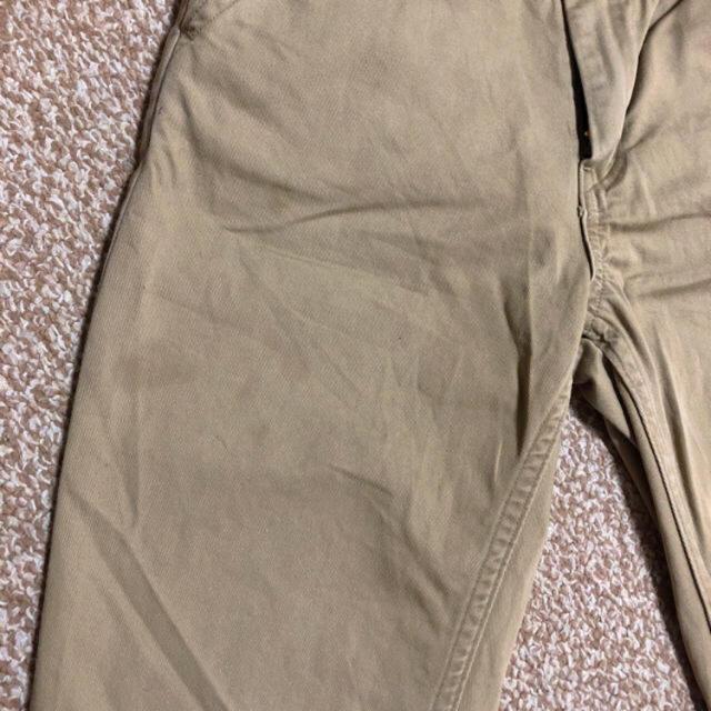 DENIM DUNGAREE(デニムダンガリー)のデニム&ダンガリー  ハーフパンツ  size 120 キッズ/ベビー/マタニティのキッズ服男の子用(90cm~)(パンツ/スパッツ)の商品写真