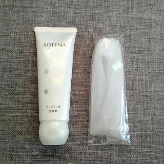 SOFINA - 【新品】ソフィーナ クッション泡洗顔