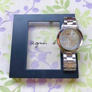 agnes b. - アニエスベー  ㊴ 腕時計・稼動品✨