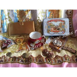 貴族 食器 姫 小物 アクセサリー フランス 缶 マリーアントワネット アリス(食器)