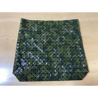 イッセイミヤケ(ISSEY MIYAKE)のbaobao クラッチバック 迷彩 限定色(セカンドバッグ/クラッチバッグ)