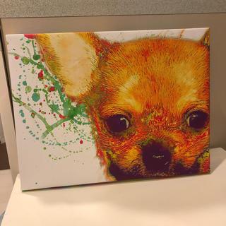 チワワ  絵画(犬)