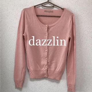 dazzlin - dazzlin カーディガン
