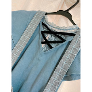 イートミー(EATME)の♡eatme レースアップ♡(Tシャツ/カットソー(半袖/袖なし))
