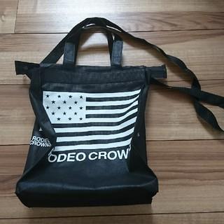 ロデオクラウンズワイドボウル(RODEO CROWNS WIDE BOWL)のロデオクラウン(ショップ袋)