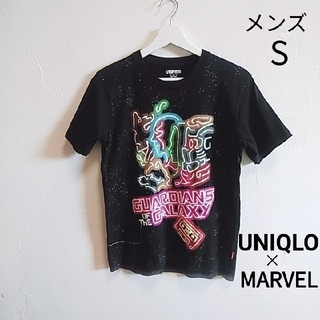 UNIQLO - UNIQLO ユニクロ×MARVEL コラボTシャツ