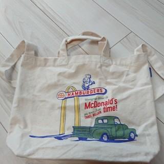 マクドナルド(マクドナルド)のマクドナルド 福袋 トートバッグ(トートバッグ)