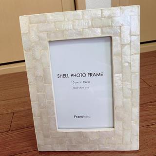 Francfranc - Franc franc Shell photo frame🐚💓