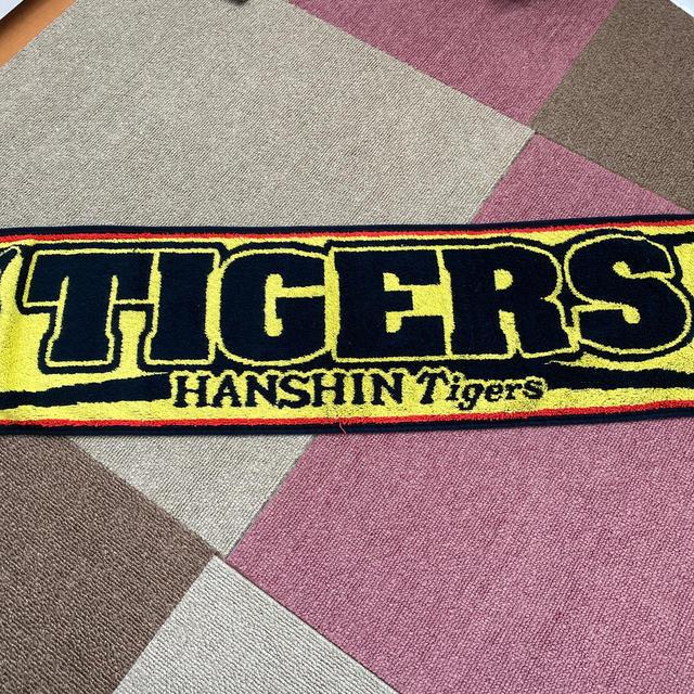 阪神タイガース(ハンシンタイガース)の阪神 藤浪 マフラータオル スポーツ/アウトドアの野球(応援グッズ)の商品写真