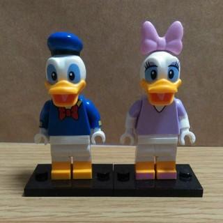 Lego - レゴ LEGO ミニフィグ ディズニー ドナルド&デイジー 2体セット