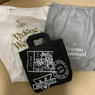 Vivienne Westwood - 新品未使用 ヴィヴィアン・ウエストウッド スタンプトートバッグS