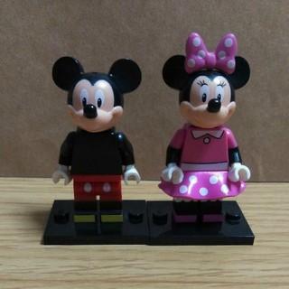 Lego - レゴ LEGO ミニフィグ ディズニー ミッキー&ミニー 2体セット
