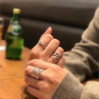 ロンハーマン(Ron Herman)のデザインリングセット×2(リング(指輪))