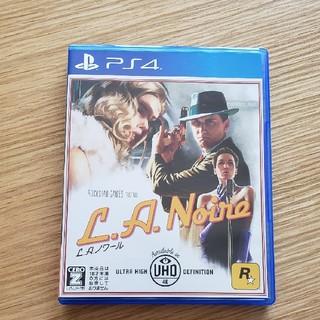 プレイステーション4(PlayStation4)のL.A.ノワール PS4(家庭用ゲームソフト)