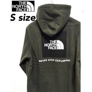 THE NORTH FACE - ノースフェイス パーカー  ボックスロゴパーカー  Sサイズ スエット  新品