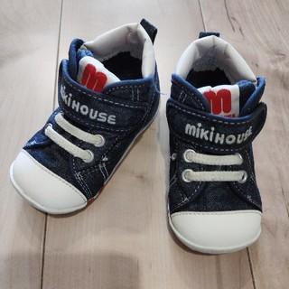 mikihouse - ミキハウス ベビーシューズ 13cm
