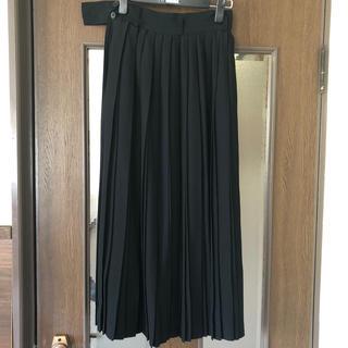 アトリエサブ(ATELIER SAB)の美品 atelier sab プリーツスカート(ロングスカート)