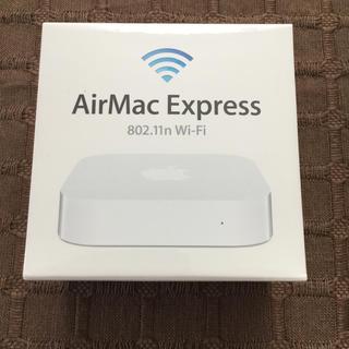 Apple - Apple MC414J/A AirMacExpress(新品・未開封品)