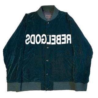 UNDERCOVER - UNDERCOVER A/W2002 魔女期 REBELGODS ジャケット