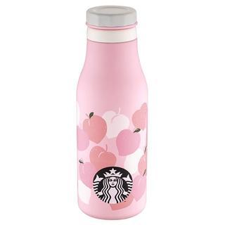 Starbucks Coffee - スターバックス:タンブラー ピーチ  ロゴ 台湾 スタバ