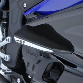 ヤマハ(ヤマハ)のカウリングプロテクター YZF-R25(2019年モデル〜)(装備/装具)