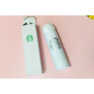 Starbucks Coffee - スターバックス ステンレス保温ボトル