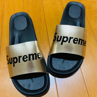 Supreme - 即購入✕  supreme サンダル