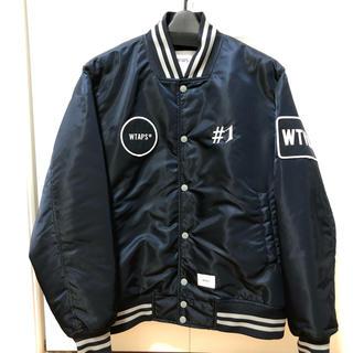 W)taps -  wtaps bench nylon jacket