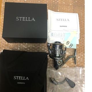 シマノ(SHIMANO)のシマノ SHIMANO  18ステラ C2000S 新品未使用品 送料込み(リール)