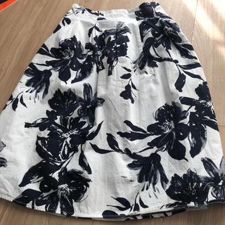 muse muse - 花柄スカート