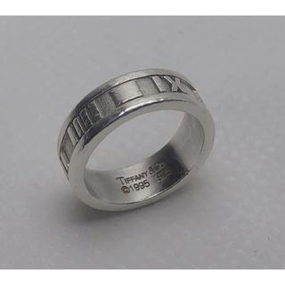 ティファニー(Tiffany & Co.)のN009 ティファニー シルバー SV925 指輪 リング アトラス 9号 5g(リング(指輪))