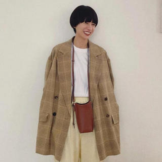 STUDIOUS - クラネ SIDE SLIT OVER TAILORED JACKET